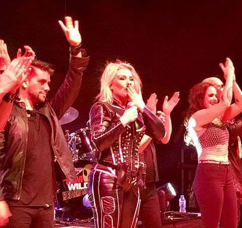 Kim Wilde Live au Royaume-Uni - Wrexham, Preston, Sheffield