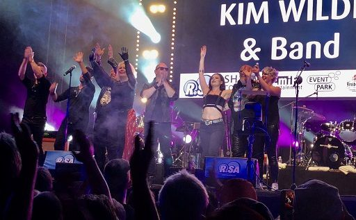 RS.A Festival - Kim Wilde, Canned Heat, Maggie Reilly