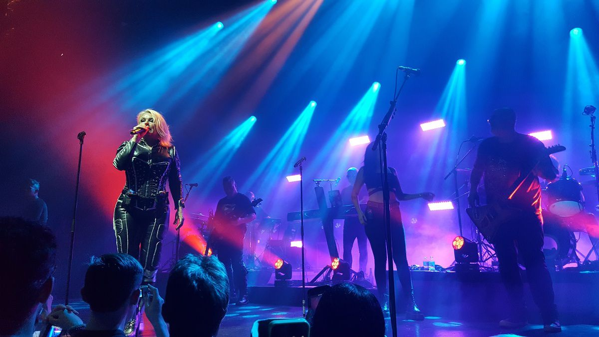 Kim Wilde Live à La Cigale - 1ères photos