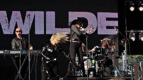 Kim Wilde - Breakfast Show BBC Radio 2 - Let's Rock London