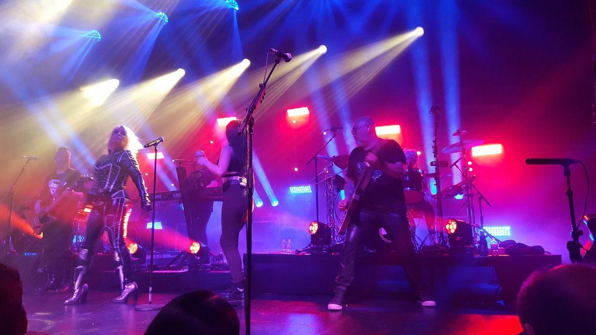 Kim Wilde Live à La Cigale - 3ème partie