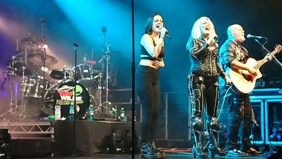 Here Come The Aliens Tour - Kim Wilde live à Francfort