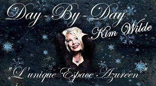 Day By Day Kim Wilde Blog 2009 / 2019