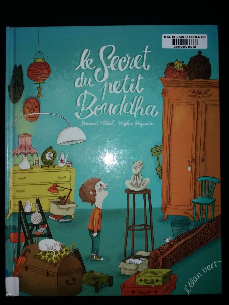 Le Secret du petit Bouddha