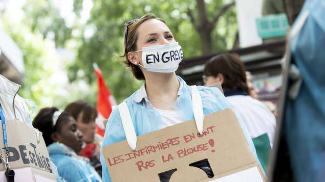 photo d'illustration (source: revolutionpermanente.fr)