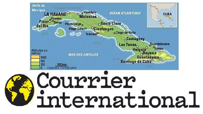 Selon l'hebdomadaire 'Courrier International ' « Cuba n'est pas qu'un désastre... »