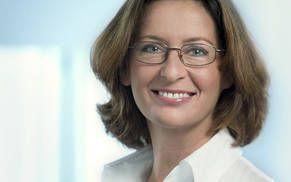 Elke Kahr, dirigeante de la fédération de Styrie du Parti communiste autrichien (KPÖ)