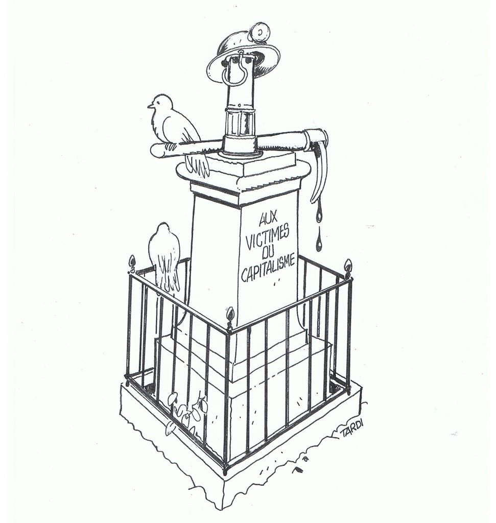 SOUSCRIPTION pour la construction d'un MÉMORIAL NATIONAL en HOMMAGE aux VICTIMES du CAPITALISME à LIÉVIN (Pas-de-Calais)