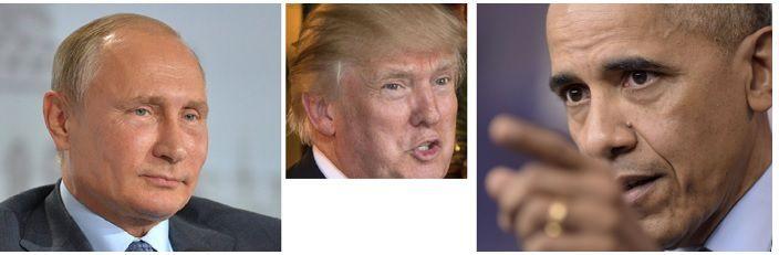 Expulsion des agents russes : un règlement de compte entre Obama et Trump ?
