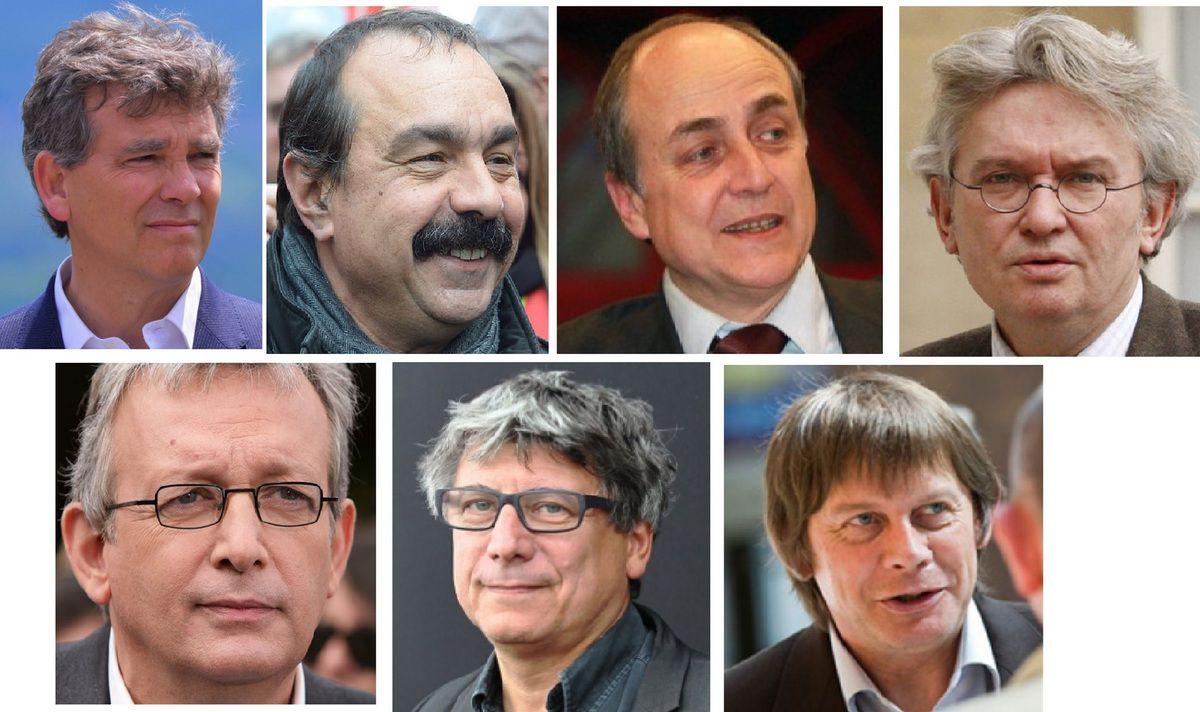 Montebourg (PS), Martinez (CGT), Généreux (PG), Mailly (FO), Laurent (PCF), Coquerel (PG), Thibault (CGT) : « REDONNONS LA PRIORITÉ À L'INDUSTRIE » [Tribune dans « Le Monde »] :