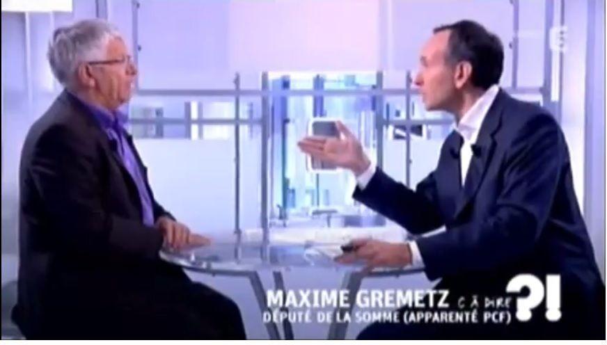 """[D'ACCORD OU PAS D'ACCORD] Maxime Gremetz parle de Mélenchon et des """"liquidateurs"""" du PCF...en 2012"""