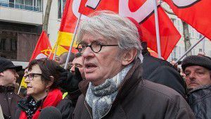 Jean-Claude Mailly (FO)  -source photo: FO Habitat