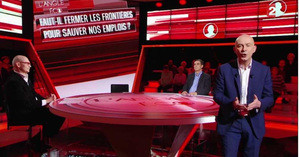 Sur France 2, Pascal Lamy, membre du PS et idéologue en chef du LIBÉRALISME !