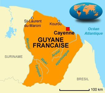 Solidarité avec nos compatriotes de GUYANE