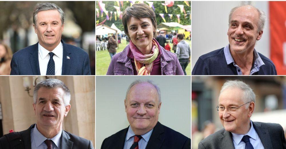 PRÉSIDENTIELLE 2017 : « Grands » journalistes contre « petits » candidats