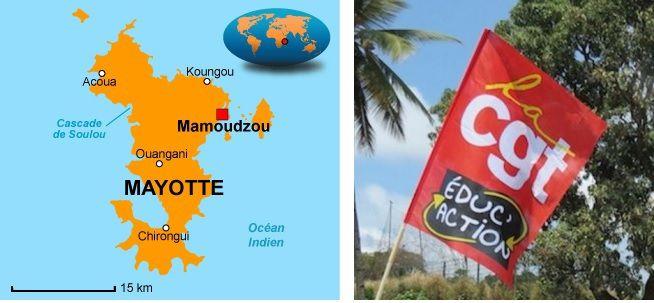 MAYOTTE [Education nationale] Journée sociale du 20 avril 2017 - Pour l'intersyndicale, « une forte mobilisation en appelle d'autres»