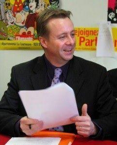 Jean-Claude Renaux , Maire de Camon (Somme)