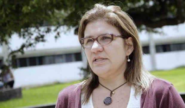 L'économiste et universitaire Pasqualina Curcio (Venezuela)