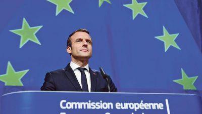Un parlement à la botte de MACRON, un pouvoir à la botte de l'Union européenne !