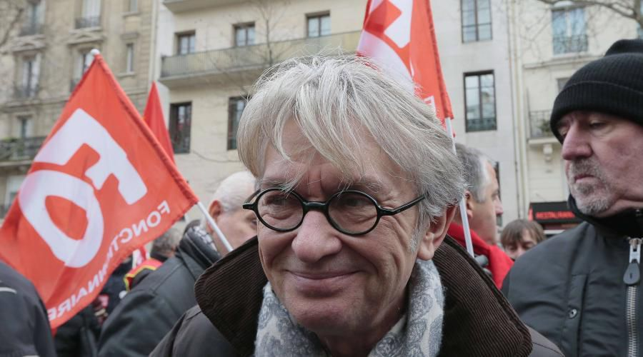 Jean-Claude Mailly (source photo: Ouest-France)