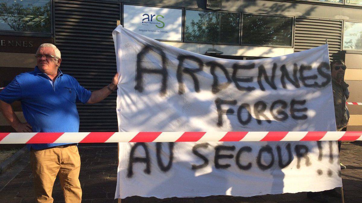 UN SCANDALE -  ARDENNES FORGES : les anciens salariés vont devoir rembourser une partie de leurs indemnités de licenciement
