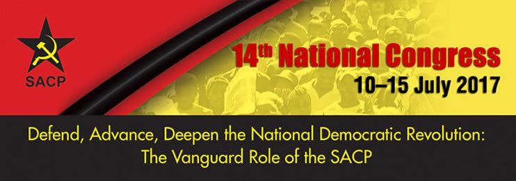 Après son 14ème Congrès, une déclaration du Parti Communiste Sud-Africain ( SACP)