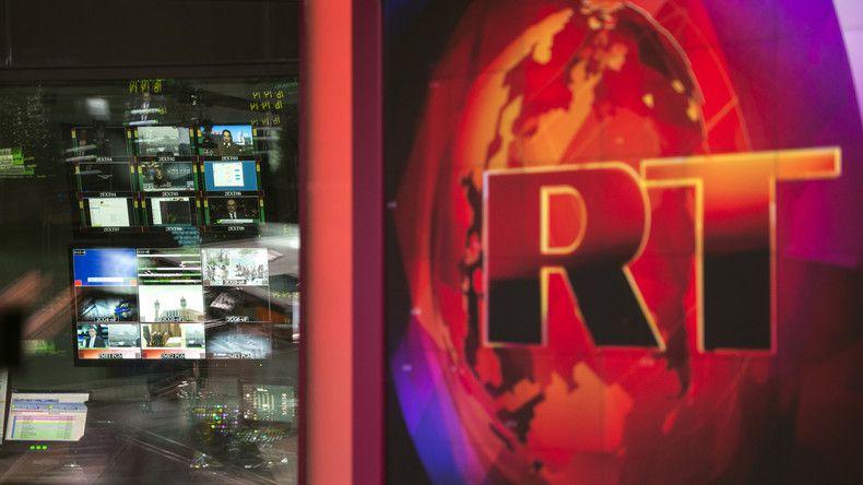 Lancement de la CHAÎNE D'INFO de RT France en décembre 2017