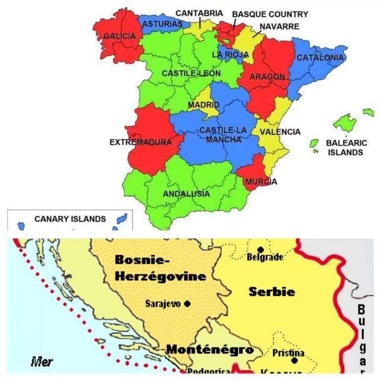 Après la Yougoslavie, L'ESPAGNE ? [par Régis de Castelnau]