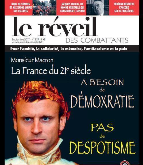 « Le Réveil des combattants » est paru, son cahier mémoire est consacré à Jacques Duclos – ABONNEZ-VOUS !