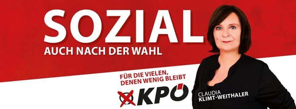 Après les LÉGISLATIVES en AUTRICHE, la réaction des communistes de la fédération de Styrie du PCA (KPOE)