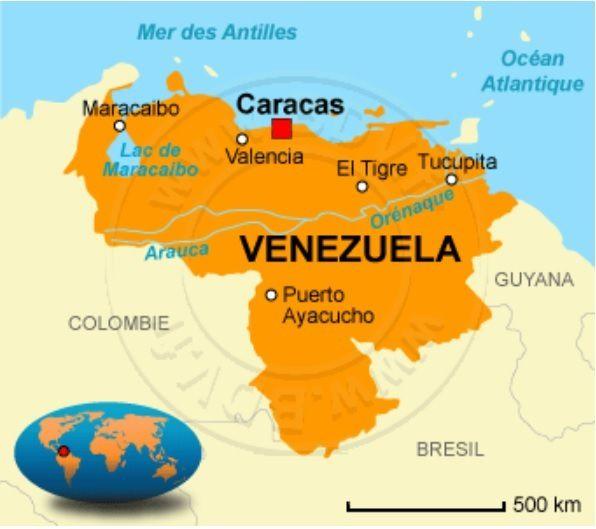 VENEZUELA : ÉCHEC du siège par L'EMPIRE, les GROUPES FINANCIERS et MÉDIATIQUES