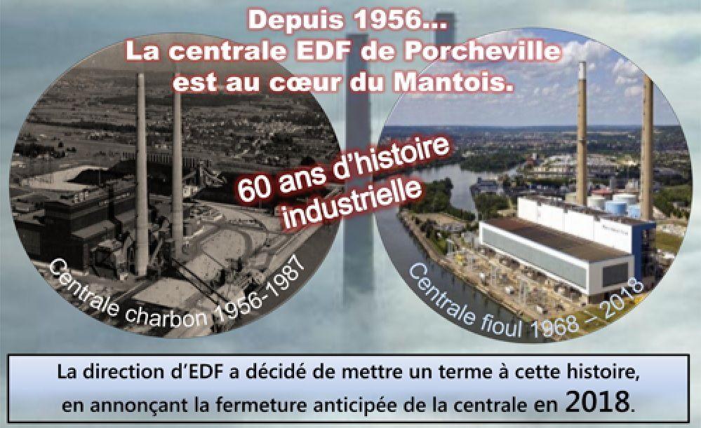 Centrale EDF de Porcheville : un demi-siècle d'histoire sociale [CGT]