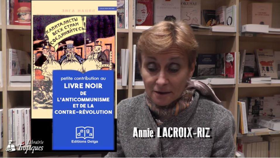 Le LIVRE NOIR de L'ANTICOMMUNISME et de la CONTRE-RÉVOLUTION [vidéo]