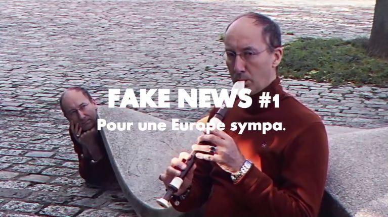 Pour une EUROPE SYMPA [Fake news # 1]
