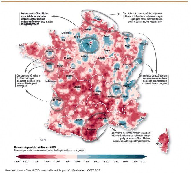 La GÉOGRAPHIE sociologique de la FRANCE: Christophe Guilluy, Emmanuel Todd, un peu des deux ?