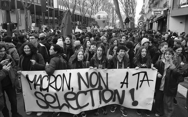source photo : révolution permanente