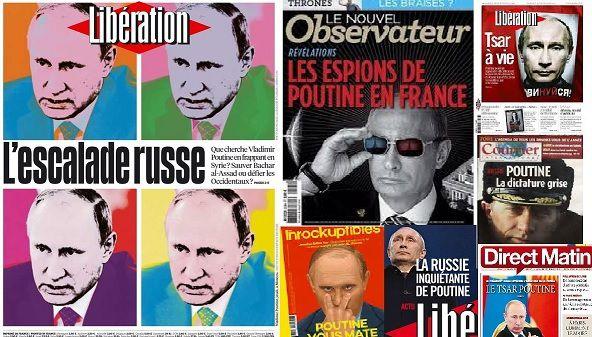 La France en guerre contre la Russie ? [par Jean Lévy]