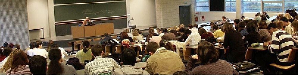 Réforme de L'UNIVERSITÉ: toujours plus d'étudiants, toujours moins d'enseignants