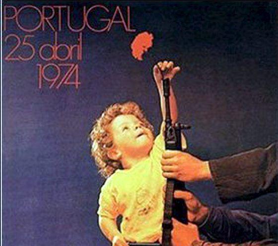 PORTUGAL -  il y a 44 ans, le 25 avril 1974: Les souvenirs de mon ami Jean LÉVY