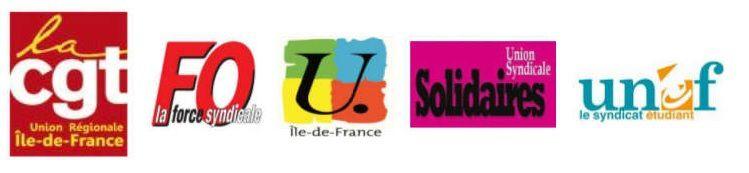 1er MAI 2018 MANIFESTATION UNITAIRE (CGT - FO - FSU - Solidaires - UNEF) - 14 h 30 PARIS - Place de la Bastille