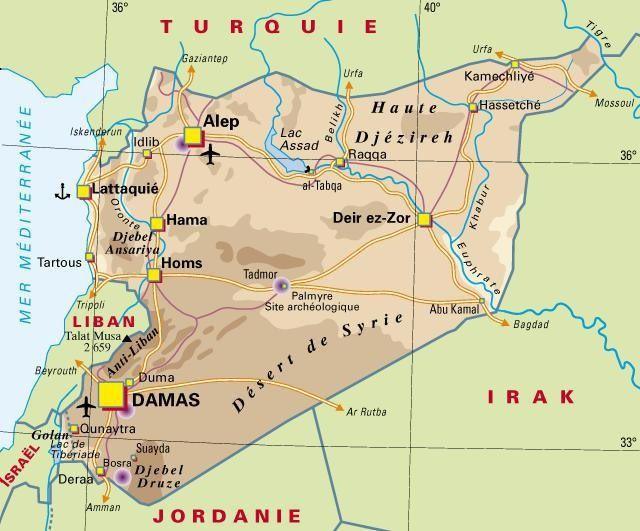 SOLIDARITÉ avec la SYRIE : des Français témoignent