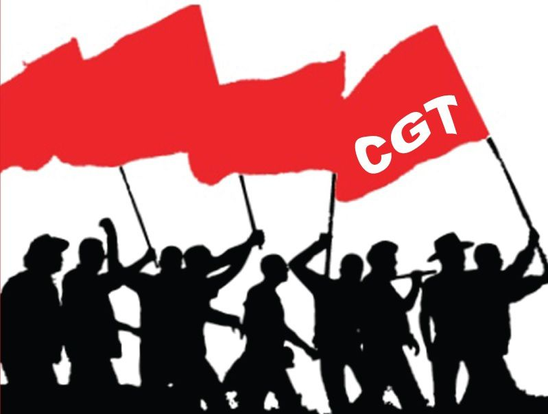 CGT EN LUTTE :Lutte gagnante des territoriaux de Grenoble (38)
