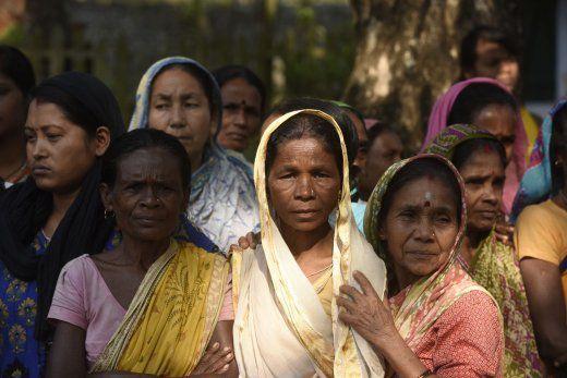 ASIE :Les travailleurs du thé Darjeeling en LUTTE pour un salaire minimum décent
