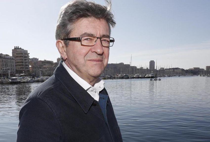 Jean-Luc Mélenchon (source: photo: la provence)
