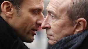 Macron - Collomb : nous nous sommes tant aimés !... (photo d'illustration -source lci)