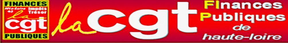 CGT EN LUTTE : Lutte gagnante - les trois trésoreries de Haute-Loire (43) ne fermeront pas !