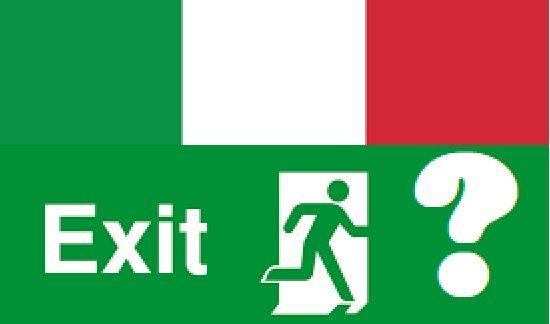 CRISE entre l'Italie et l'UE: «L'Italie fera défaut et sortira de l'euro»