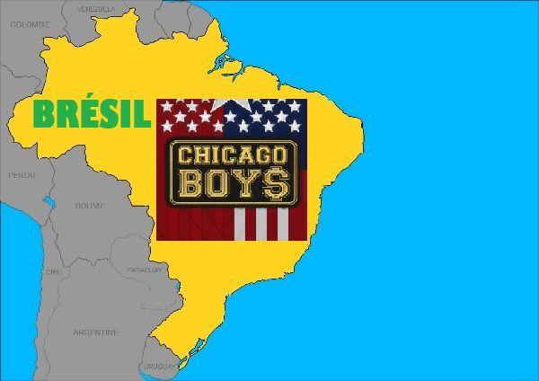 BRÉSIL : Les liens étroits du conseiller économique de BOLSONARO avec les  CHICAGO BOYS de PINOCHET au CHILI