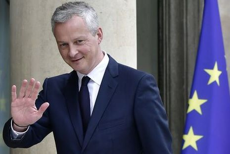 Bruno Le Maire (photo d'illustration: l'express)