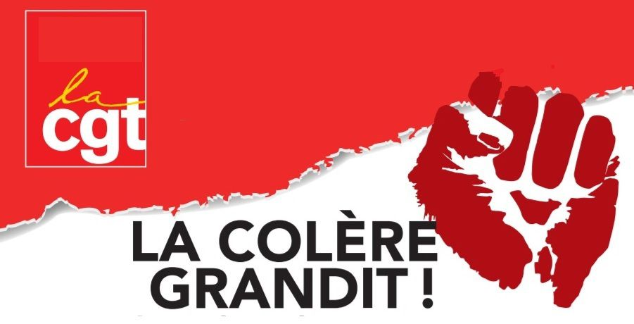 Contre la vie chère, pour la hausse des salaires et des pensions ! MANIFESTATION Samedi 1er décembre 2018 à Marseille